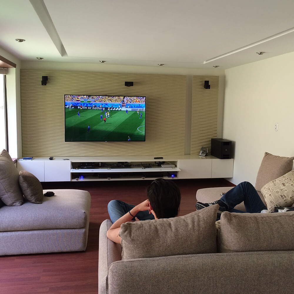 CUARTO DE TV